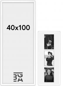 Artlink Amanda Box White 40x100 cm
