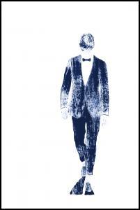 Bildverkstad Pinstriped suit