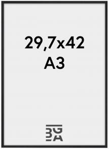 Estancia Gallant Acrylic glass Black 29,7x42 cm (A3)