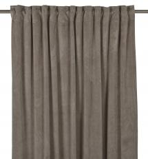 Fondaco Multiway Curtains Velvet - Flax 2-pack