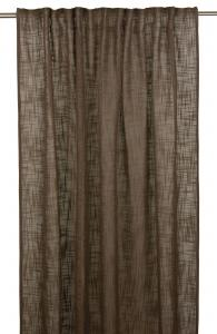 Fondaco Multiway Curtains Jeff - Brown 2-pack