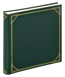 Walther Square Green - 30x30 cm (100 White pages / 50 sheets)