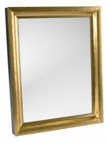Ramverkstad 60x90 Ombud Mirror Sandarne Gold - Custom Size