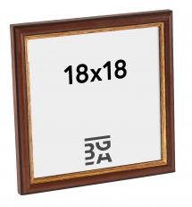 Horndal Brown 18x18 cm