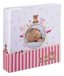 Difox Play Album Pink - 200 Pictures in 10x15 cm