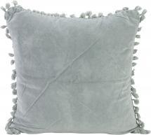 Fondaco Frans Pillow case Aqua 45x45 cm