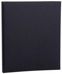 Focus Base Line Canvas Ring folder - Black