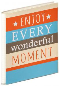 Walther Moments Enjoy - 40 Pictures in 11x15 cm
