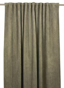 Fondaco Multiway Curtains Chester - Khaki Green 2-pack