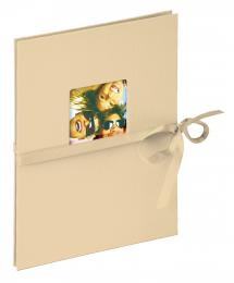 Walther Fun Leporello Cream - 12 Pictures in 15x20 cm