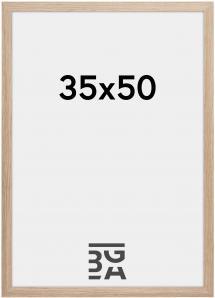 Estancia Frame Stilren Acrylic glass Oak 35x50 cm