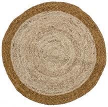 Bloomingville Round Rug Birk - Jute 90 cm Ø
