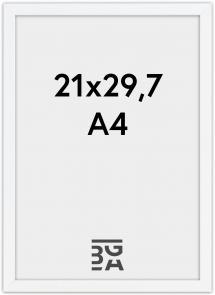 Galleri 1 Edsbyn White 21x29,7 cm (A4)