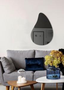 Incado Mirror Slim Drop Warm Grey 60x41 cm