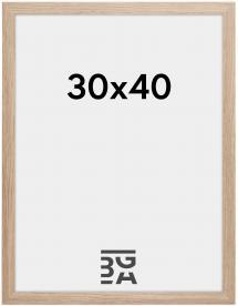 Estancia Frame Stilren Acrylic glass Oak 30x40 cm