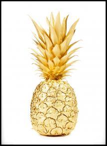 Lagervaror egen produktion Gold Pineapple