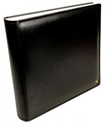 Henzo Henzo Gran Cara Premium Photo album - Black - 31x33 cm (100 White pages)