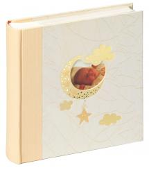 Walther Baby Memo Bambini Baby album Cream - 200 Pictures in 10x15 cm