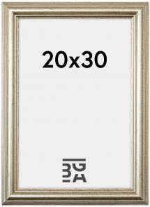 Västkusten Silver 20x30 cm