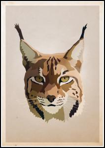 Bildverkstad Lynx Poster