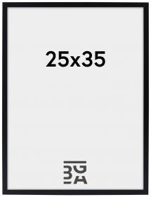 Galleri 1 Edsbyn Black 25x35 cm