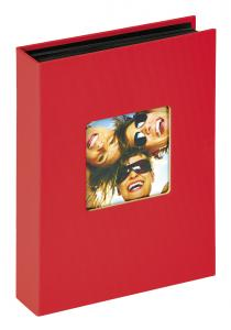 Walther Fun Minimax Album Red - 60 Pictures in 10x15 cm