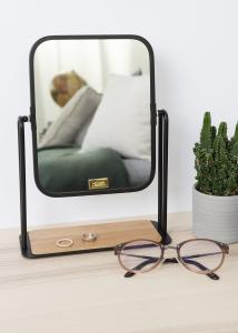 Hübsch Table mirror Foot Black