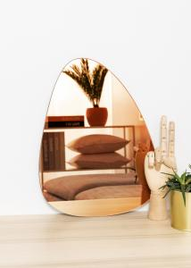 KAILA KAILA Mirror Shape I Rose Gold 30x40 cm