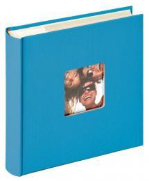 Walther Fun Album Memo Sea blue - 200 Pictures in 10x15 cm