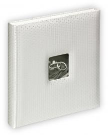 Walther Glamour Photo Album - 34x33 cm (60 White pages / 30 sheets)