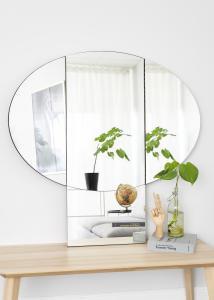 Society of Lifestyle Mirror House Doctor Mushroom 110x110 cm