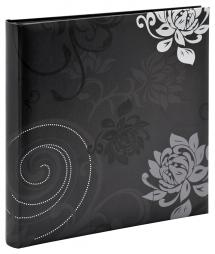 Grindy Photo album Black - 30x30 cm (60 Black pages / 30 sheets)