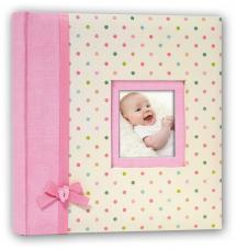 ZEP Kara Album Pink - 24x24 cm (40 White pages / 20 sheets)