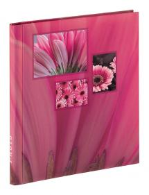 Difox Singo Album Self-adhesive Pink (20 White pages / 10 sheets)
