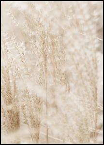 Lagervaror egen produktion Bright Grass Poster