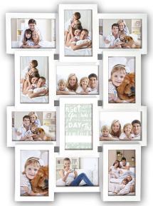 ZEP Maggiore Collage frame X White - 12 Pictures