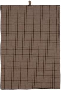 Fondaco Tea Towel Ture - Chocolate 50x70 cm
