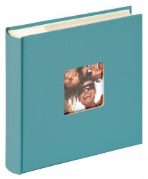 Walther Fun Album Memo Turqouise - 200 Pictures in 10x15 cm