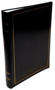 Estancia Sense Ring folder A4 - Black
