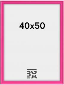 Bubola e Naibo Frame Vince Pink 40x50 cm