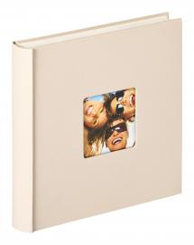Walther Fun Album Sand - 30x30 cm (100 White pages / 50 sheets)