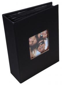 Fun Album Black - 100 Pictures in 10x15 cm