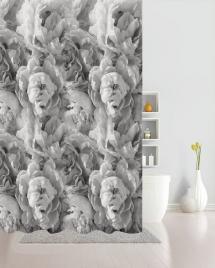 Redlunds Shower Curtain Pion - Grey