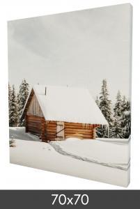 Egen tillverkning - Kundbild Canvas frame 70x70 cm - 18 mm