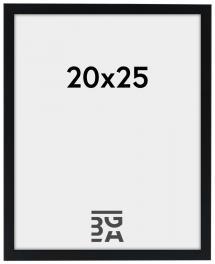 BGA Nordic Edsbyn Black 20x25 cm