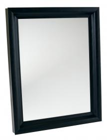 Spegelverkstad Mirror Sandarne BlackBrown - Custom Size