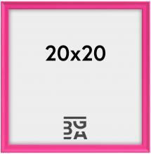 Bubola e Naibo Frame Vince Pink 20x20 cm