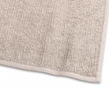 Borganäs of Sweden Guest Towel Stripe Terrycloth - Sand 30x50 cm