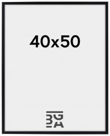 BGA Nordic Edsbyn Black 40x50 cm
