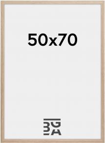 Estancia Frame Stilren Acrylic glass Oak 50x70 cm